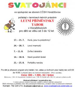 Leták - Horažďovice - verze 5